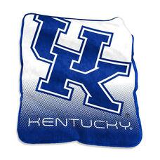 University of Kentucky Team Logo Raschel Throw