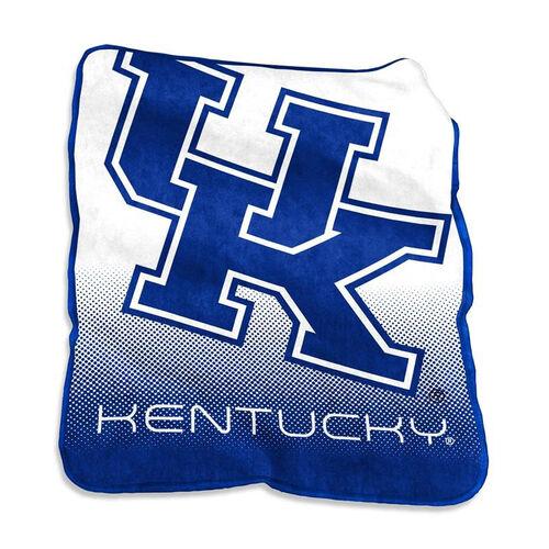 Our University of Kentucky Team Logo Raschel Throw is on sale now.
