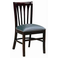 401 Side Chair with Upholstered Seat - Grade 1
