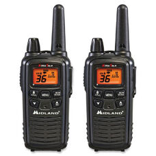 Midland Radio Lxt600Vp3 26-Mile Range 2-Way Radio - Pack Of 2