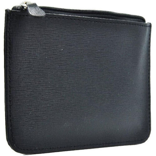 Our RFID Blocking Neat Pockets - Saffiano Genuine Leather - Black is on sale now.