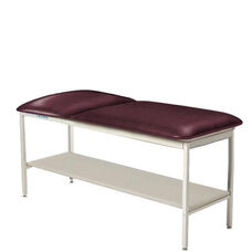 Element Treatment Table with Shelf and Flat Top