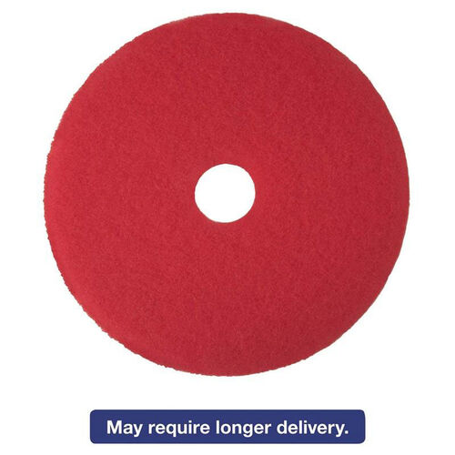Our 3M Red Buffer Floor Pads 5100 - Low-Speed - 17