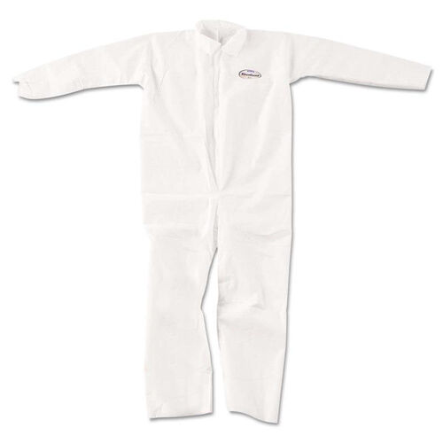 Our KleenGuard A20 Breathable Particle-Pro Coveralls - Zip - XL - White - 24/Carton is on sale now.