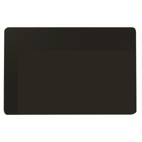 Our Ritz Deco Series Radius Black Fabric Wrapped Bulletin Board - 36