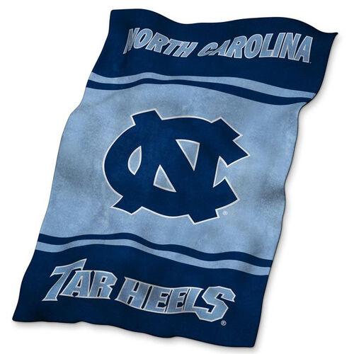 University of North Carolina Team Logo Ultra Soft Blanket