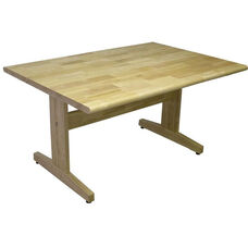 Rectangle Shaped Art/Cutting Table - 42