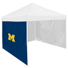 University of Michigan Team Logo Canopy Tent Side Wall Panel
