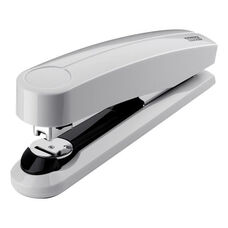 Novus B4C Flat Clinch Executive Stapler Standard - Gray
