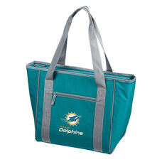 Miami Dolphins Team Logo 30 Can Cooler