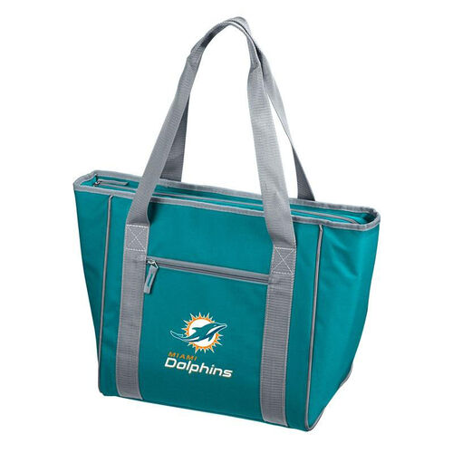 Our Miami Dolphins Team Logo 30 Can Cooler is on sale now.