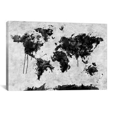 Wild World by Diego Tirigall Gallery Wrapped Canvas Artwork