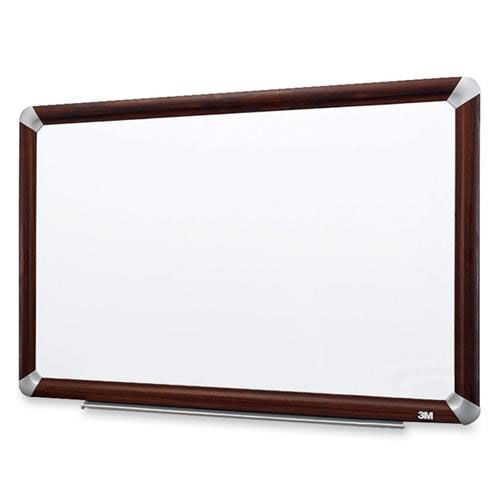 Our 3M Dry -Erase Board - Melamine - Mahogany Frame is on sale now.