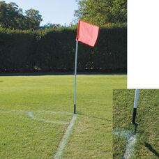 Segmented Soccer Corner Flags - Set of 4