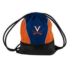 University of Virginia Team Logo Spring Drawstring Backsack