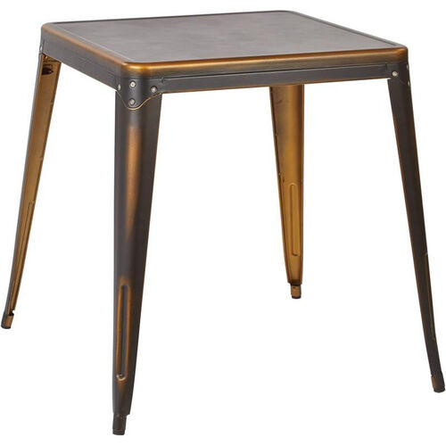Our OSP Designs Bristow Antique Metal Table - Antique Copper is on sale now.