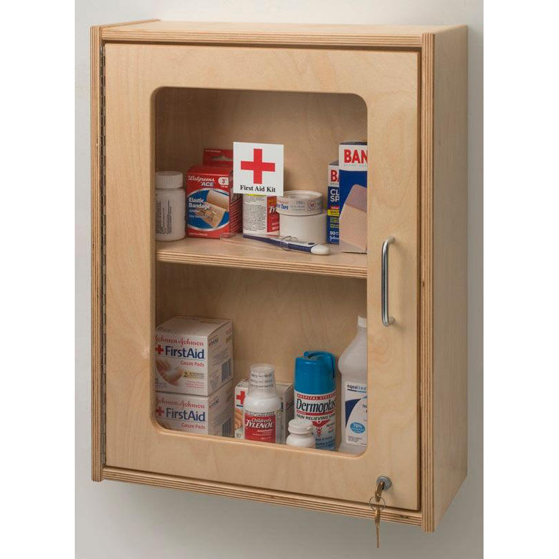 ... Our Lockable First Aid Wall Mounted Cabinet With Acrylic Window Is On  Sale Now.