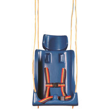 Full Support Swing Seat with Pommel and Chain - Adult