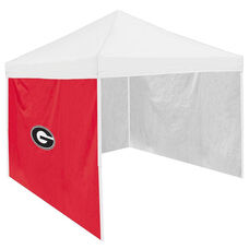 University of Georgia Team Logo Canopy Tent Side Wall Panel