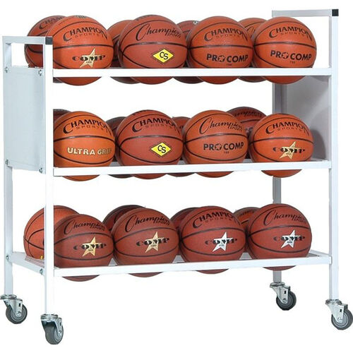 Double-Wide Ball Cart