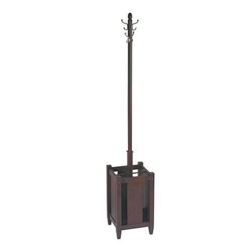 Our OSP Designs Coat Rack with Unbrella Storage - Espresso is on sale now.