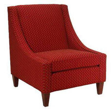 7760 Upholstered Lounge Chair w/ Loose Cushion - Grade 1