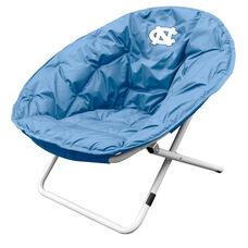 University of North Carolina Team Logo Folding Sphere Chair