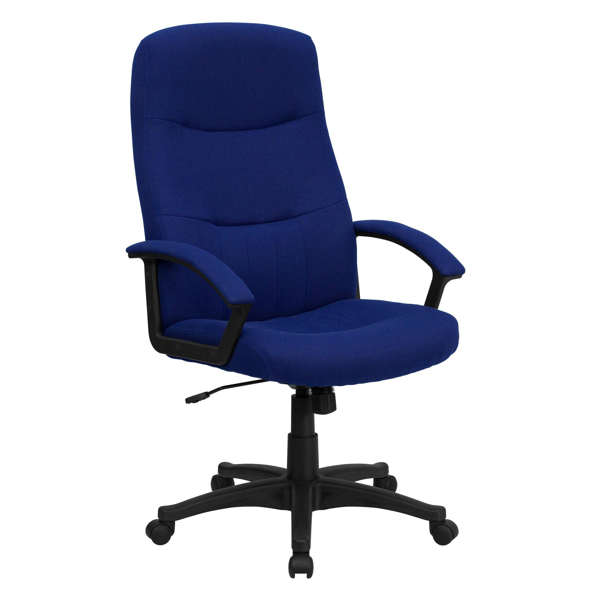 Navy High Back Fabric Chair Bt 134a Nvy Gg Bizchair Com