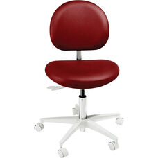 DX-3100 Series - Operator Stool with Seamless Upholstery