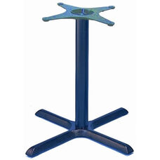 TB 104 Cast Iron Pub Table Base with Column and 30
