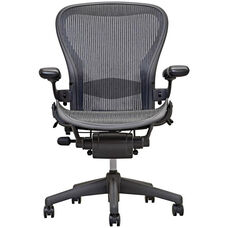 Aeron Chair Open Box Highly Adjustable Task Chair - Carbon