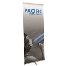 Pacific Retractable Banner Stand 31.5