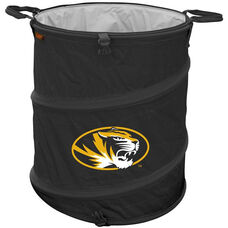 University of Missouri Team Logo Collapsible 3-in-1 Cooler Hamper Wastebasket