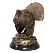 Virginia Tech Hokies Tim Wolfe Sculpture