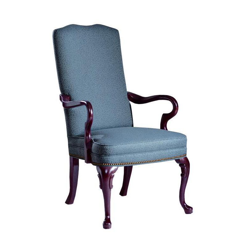 Beau Our Hamilton Series Gooseneck Guest Chair Without Tufts Is On Sale Now.
