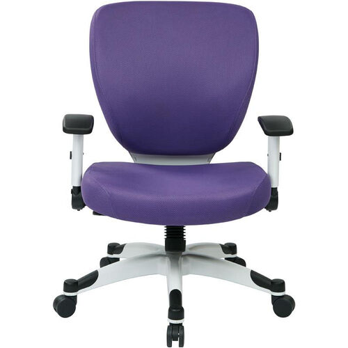 Our Space Pulsar Padded Mesh Seat and Back Managers Office Chair - Purple is on sale now.