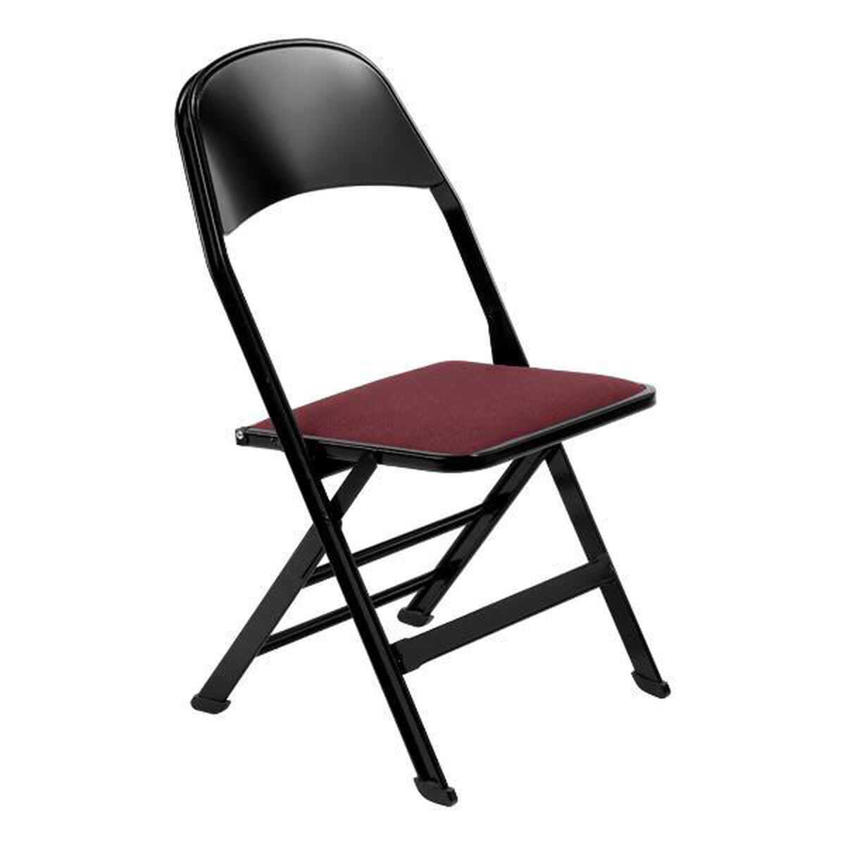 Missoni Home Ambrogina Folding Chair In Printed Satin: Fabric Upholstered Folding Chair 2517-FABRIC