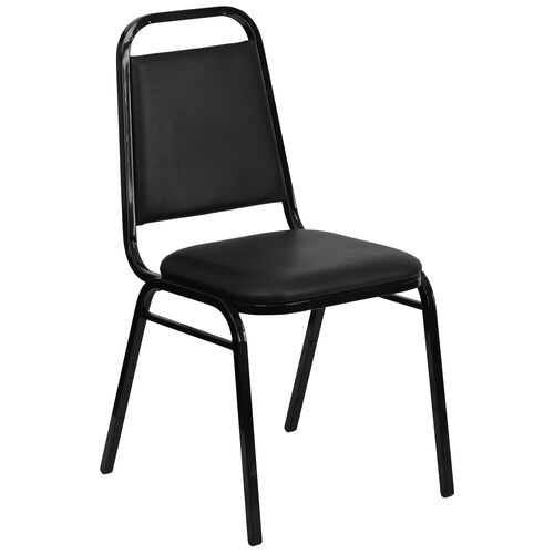 """Our HERCULES Series Trapezoidal Back Stacking Banquet Chair with 1.5"""" Thick Seat is on sale now."""