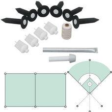 Baseball Field Complete Lining Kit