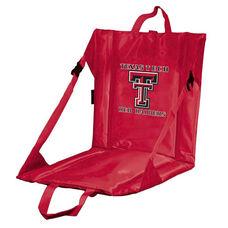 Texas Tech University Team Logo Bi-Fold Stadium Seat