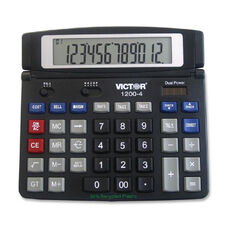 Victor Technology 12004 Desktop Calculator