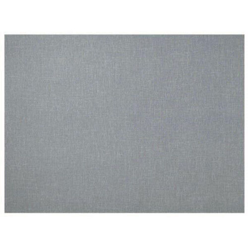 Our Frameless Designer Fabric Display Panel with Squared Corners - Gray - 18