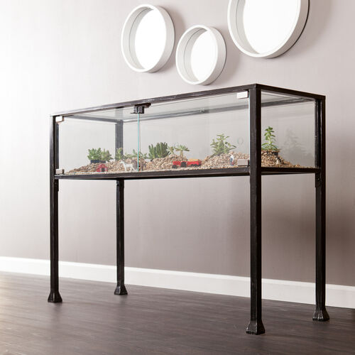 Our Terrarium Display Console is on sale now.