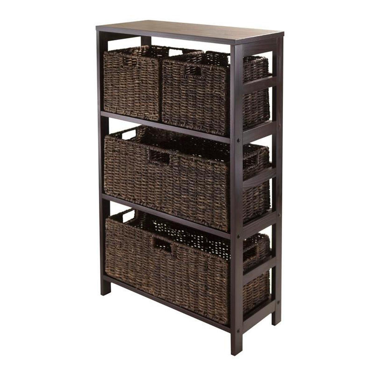 Five Piece Storage Shelf Set 92533
