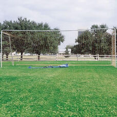 Alumnagoal® Aluminum Tubing Soccer Goal with Carrying Bag