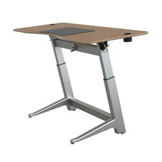 Focal™ Locus™ 6 Standing Desk - Black Walnut