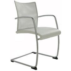 Visita Mesh Back Sled Base Chair