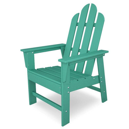 Our POLYWOOD® Long Island Dining Chair - Vibrant Aruba is on sale now.