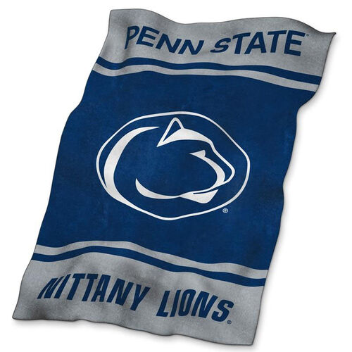 Our Penn State University Team Logo Ultra Soft Blanket is on sale now.