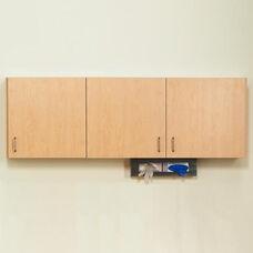 Wall Cabinet - 3 Doors - 72